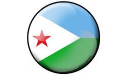 Stickers / autocollant drapeau Cubain