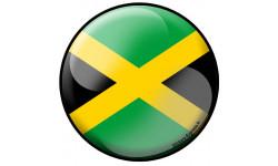 Stickers / autocollant drapeau Ivoirien