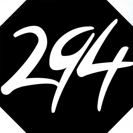 Sticker / autocollant : numéroderue294 - architecte