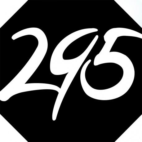 Sticker / autocollant : numéroderue295 - architecte