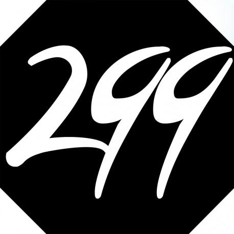 Sticker / autocollant : numéroderue299 - architecte