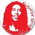 stickers / autocollant Bob Marley