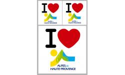 Département Les Alpes de Haute-Provence (04)