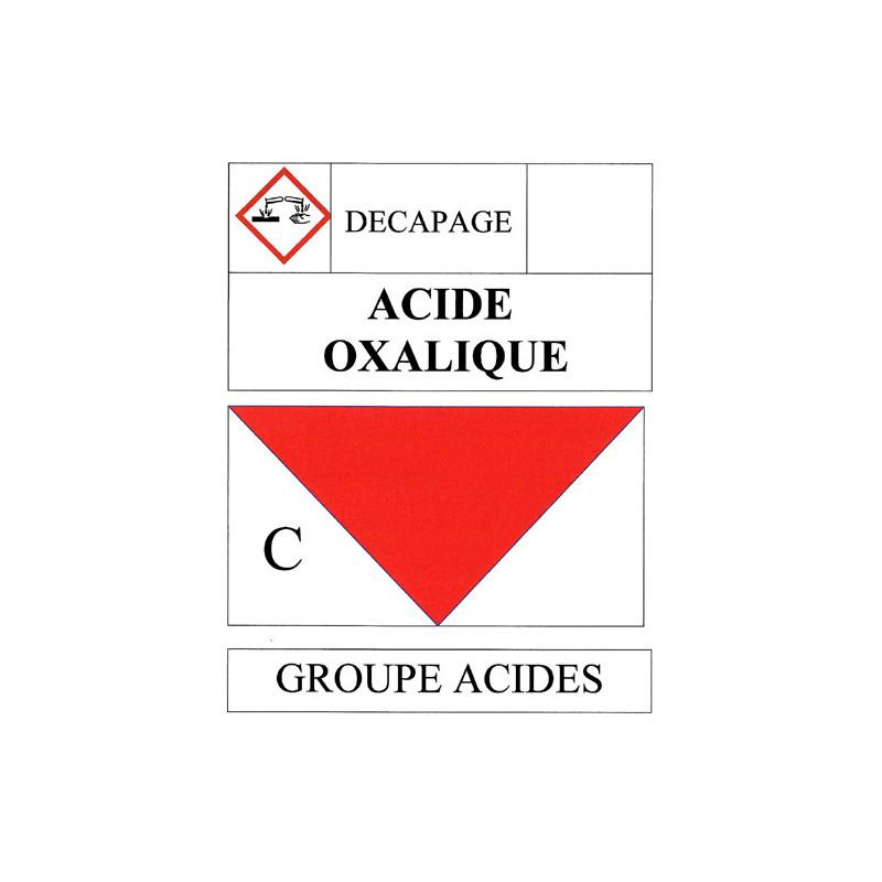 Stickers autocollant acide oxalique black bedroom furniture sets home design ideas - Acide oxalique leroy merlin ...