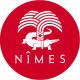 Sticker / autocollant : Nîmes