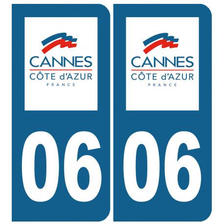 immatriculation Ville de Cannes