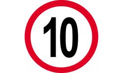 10km/h