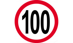 100km/h rouge