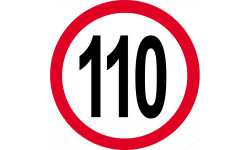 110km/h rouge