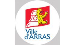 Sticker / autocollant : Arras - 20cm