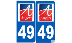 numéro immatriculation 49 Angers