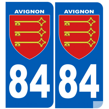 immatriculation 84 Avignon