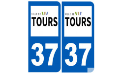 immatriculation 37 Tours