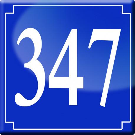numéro de rue 347