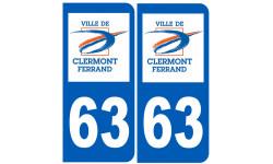 immatriculation 63 Clermont-Ferrand