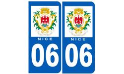 immatriculation 06 Nice