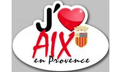 j'aime Aix-en-Provence