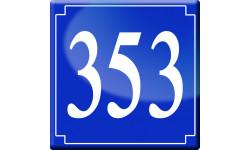numéroderue353 - classique