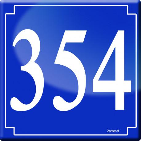 numéroderue354 - classique