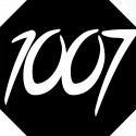 Sticker / autocollant : numéroderue1007 architecte - 10cm