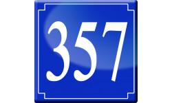 numéroderue357 classique
