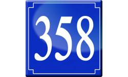 numéroderue358 classique