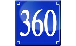 numéroderue360 classique