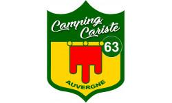 Camping car 63 le Puy de Dôme Auvergne