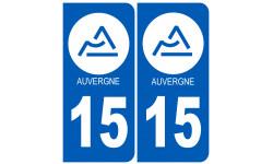 immatriculation 15 Auvergne
