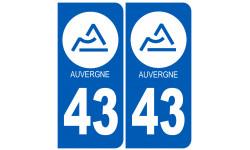 immatriculation 43 Auvergne