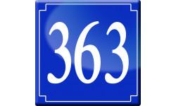 numéroderue363 classique