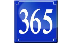 numéroderue365 classique
