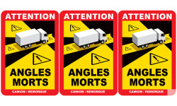 Angles morts poids lourds