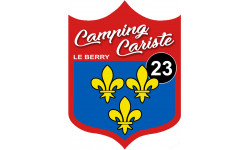 Camping cariste bu Berry 23 Creuse