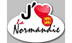 j'aime la Normandie