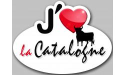 j'aime la Catalogne