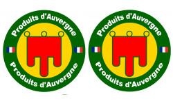 série Produits d'Auvergne