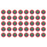 Sticker / autocollant : Produits du Berry - 40stickers de 2cm