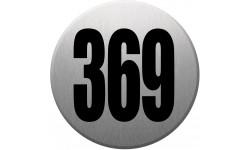 numéroderue369 gris brossé