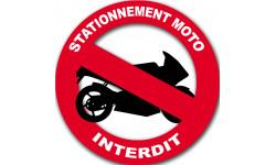 stationnement moto interdit