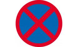 signaletique arret interdit