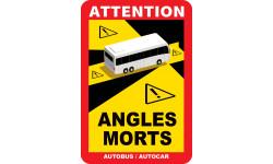 Angles morts bus et car