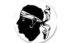 stickers / autocollant Corsica