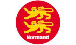 autocollant Normand