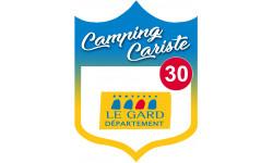 Camping car le Gard 30