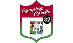 Camping car Gers 32