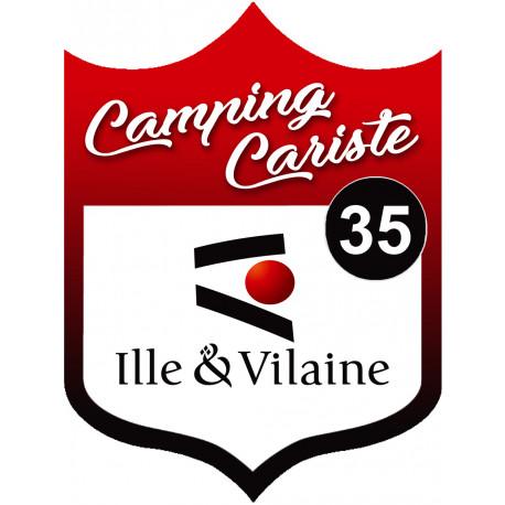 Camping car Ille et Vilaine 35