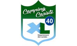 Camping car Landes 40