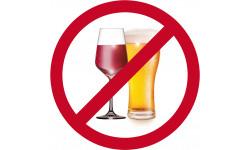 Interdit alcool