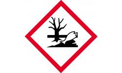 Stickers  / Autocollant série Ces produits néfastes sur l'environnement 2